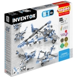 Set de constructie-Engino Inventor 16 in 1 Aircrafts
