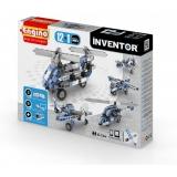 Set de constructie-Engino Inventor 12 in 1 Model Aircrafts