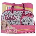 Geanta de colorat Barbie