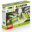 Set de constructie Engino -Stem Heroes -Animal Kindom Alligator