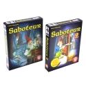 Joc de societate Saboteur 1 + Extensie Saboteur 2