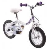 Bicicleta Pegas 2 in 1 Soim - Alba