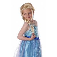Peruca Frozen - Elsa