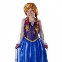 Peruca Frozen - Anna