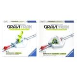 Set accesorii GraviTrax Ravensburger - Tun magnetic si Ciocan