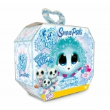 Jucarie de plus Fur Balls Snow Pals - Furball , Fur ball