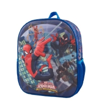 "Ghiozdan 12,5"" 4D Spiderman SM12302"