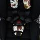 Scaun auto ISOFIX U-Grow U708-FRS, 9-36 Kg, Padure cu  Jucarie bebelusi , Zornaitoare Leu
