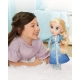 Papusa Elsa cu rochie de calatorie - Frozen 2