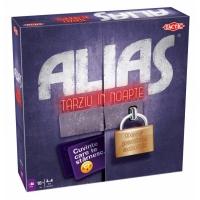 Alias - Tarziu in noapte cu Carti de joc PACALICI Vintage