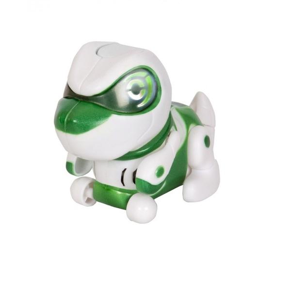 Set de joaca -Robot Teksta Micro Pets,Dino , Dinozaur