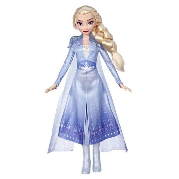 Papusa Disney Elsa- Frozen II ,30 cm