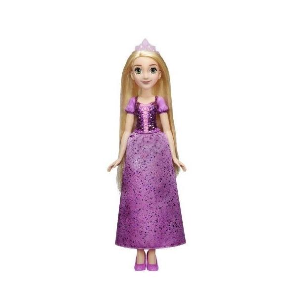 Papusa Disney Rapunzel in Rochita Stralucitoare