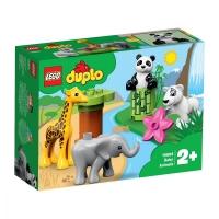 Set de constructie LEGO DUPLO -Pui de animale