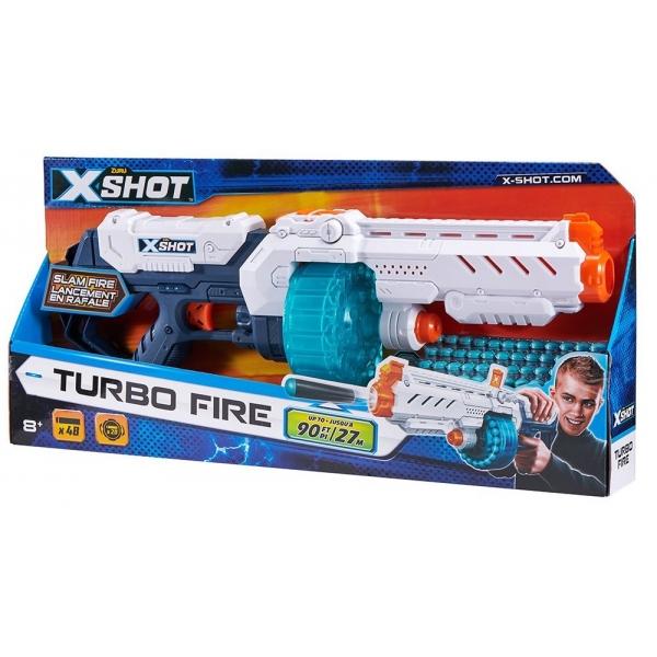 Set pusca X-Shot Turbo Fire