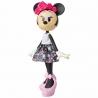Papusa Minnie Mouse cu look floral