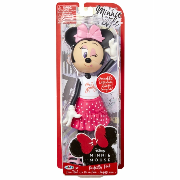 Papusa Minnie Mouse -Perfectly Pink