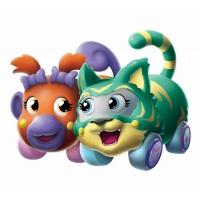 Set 2 figurine Tomy – Ritzy Rollers , Ciresica si Gabby Maimutica