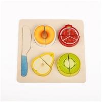 Puzzle din lemn Feliaza Fructe