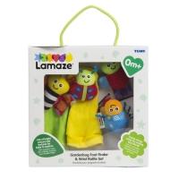 Set bebelusi Lamaze- Sosete si mansete