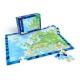 Puzzle Noriel educativ- Harta Europei, 100 piese
