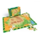 Puzzle Noriel educativ - Romaniei, 100 piese