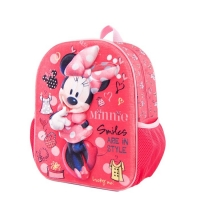 "Ghiozdan 12,5"" 3D plus Minnie ME12302"