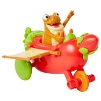 Figurina cu autovehicul Gigantosaurus, Mazu's Mazmobil