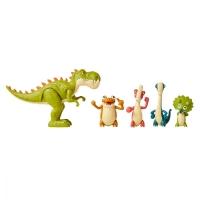Set 5 figurine Gigantosaurus-Giganto And Friends