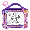 Pachet Tabla de scris Minnie Magic Scribbler Travel si  Tabla magnetica cu numere- Minnie