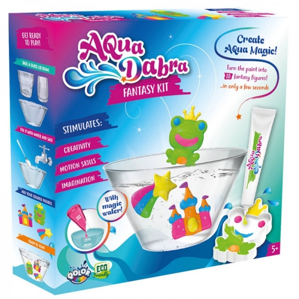 Kit Magic AquaDabra Fantasy 8 piese