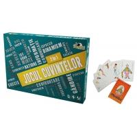 Joc educativ Noriel Jocul Cuvintelor + Carti de joc PACALICI Vintage