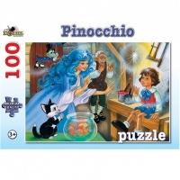 Puzzle 100 piese Noriel- Pinocchio