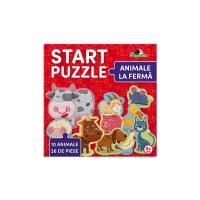 Start Puzzle Noriel - Animale la ferma