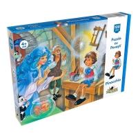 Puzzle Noriel 100 de piese - Pinocchio