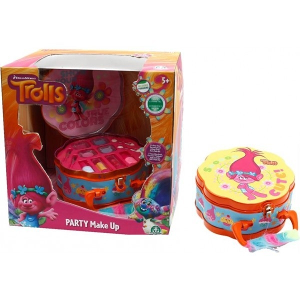 Trusa de machiaj - Party Make Up Trolls