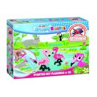 Set creactie margele - Flamingo