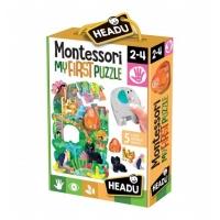 Montessori - Primul meu puzzle Jungla