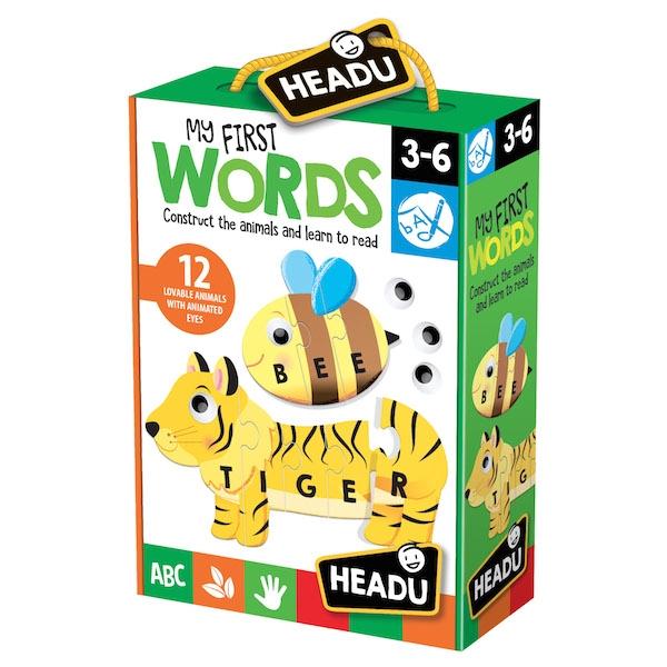 Joc educativ - Primele mele cuvinte Headu