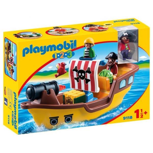 1.2.3. Barca Piratilor