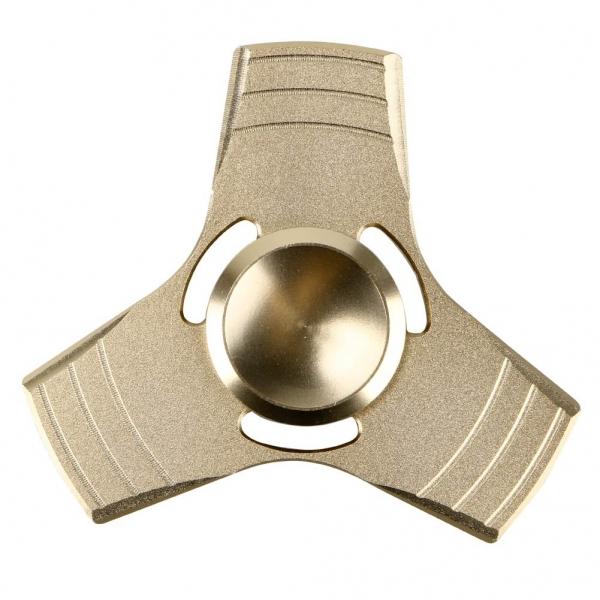 Spinner 3 full aluminium BNT - gold
