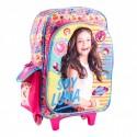 """Trolley 16"""" 3D Soy Luna SLU27301 - Troler Disney Original"""