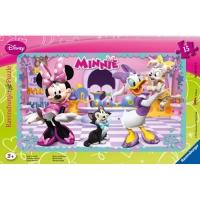 Puzzle Minnie Mouse Ravensburger 15 PIESE