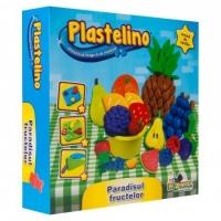 Plastelino Paradisul Fructelor