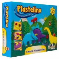 Plastelino Lumea Dinozaurilor