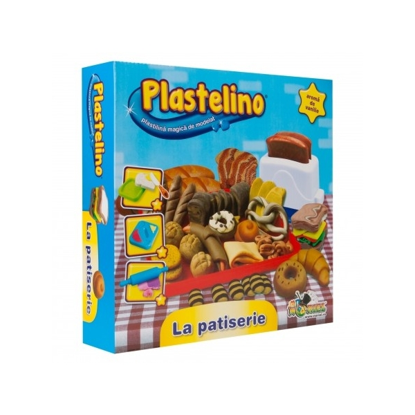 Plastelino La Patiserie