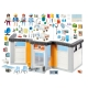 Playmobil Salon spital mobilat