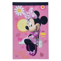 Notes cu 200 abtibilduri Minnie