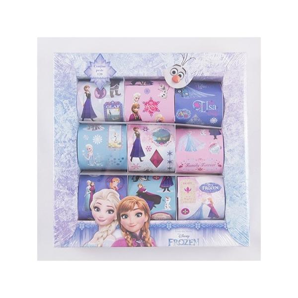 FRZ42009 Cutie cu abtibilduri Frozen