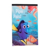 Notes cu 200 de abtibilduri Dory DO42199